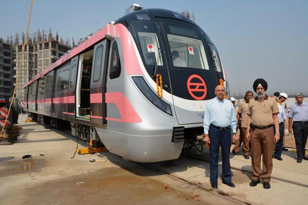 Image result for Metro rail phase 2 to have driverless trains, In less than 10 years, metro rail c