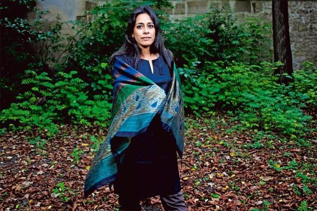 This is Anuradha Roy's third novel. Photo: Stephane Grangier