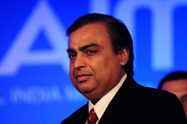 Mukesh Ambani said last week his $16 billion Reliance Jio Infocomm Ltd service will begin commercial operations around December. Photo: Pradeep Gaur/Mint