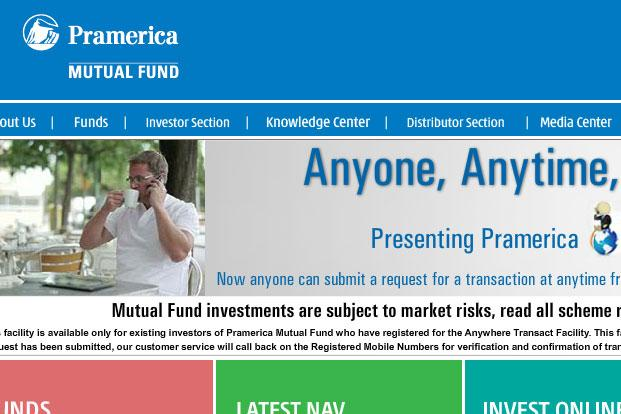 Pramerica Asset Managers had assets under management of about Rs2,309 crore as of March-end.