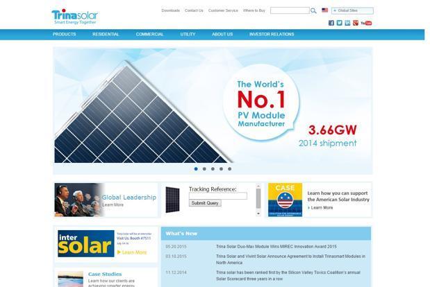 Trina Solar plans $500 million India plant amid US, Europe ban