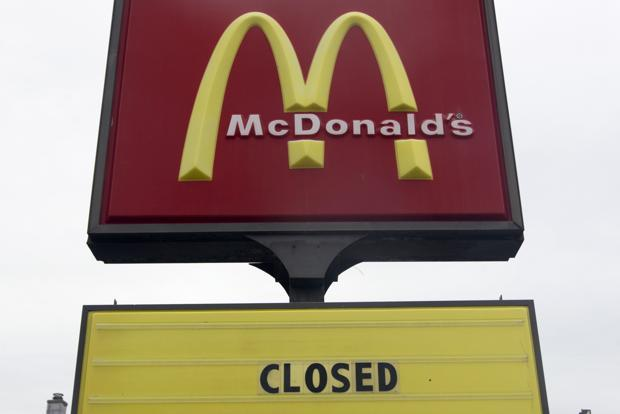... of McDonalds resta...