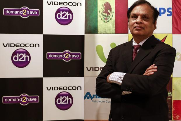 Videocon will be an oil and gas firm in three years: Venugopal Dhoot