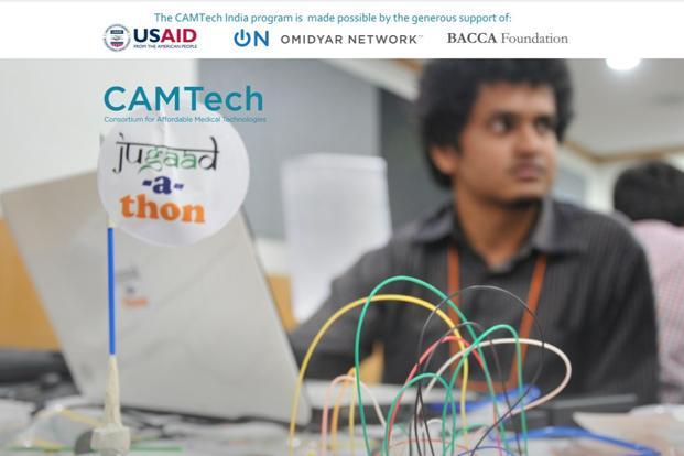 CamTech entered India in 2012 to tap innovative ideas with its programme to improve reproductive, maternal, newborn and child health.