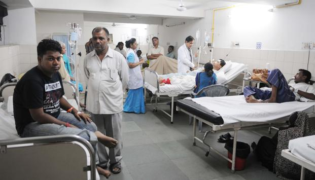 private hospitals in india Difference between government and private hospitals hospital is an institution which provides health facilities like diagnosis and treatment of different diseases first ever idea of a hospital was coined by romans who specified a building for serving the diseased ones.