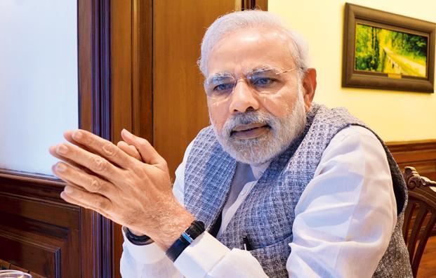 Narendra Modi invites technology enthusiasts' feedback on Digital India