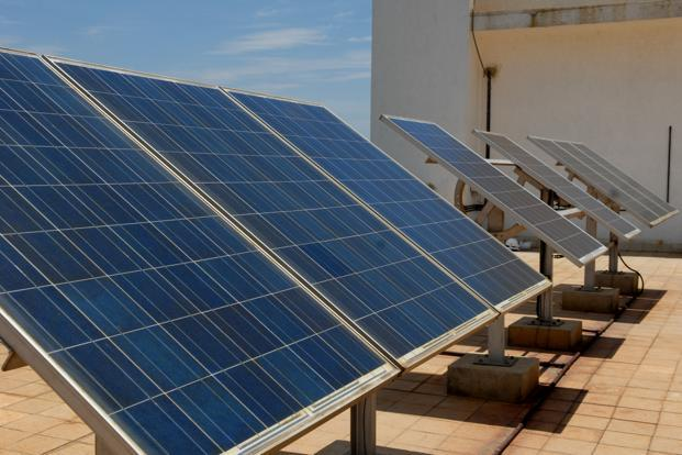 Govt Launches Loan Scheme For Rooftop Solar Projects