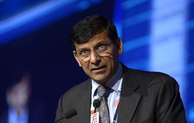 A file photo of RBI governor Raghuram Rajan. Photo: Abhijit Bhatlekar/Mint