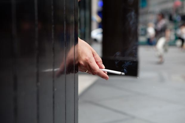 For this study, McCabe's team analysed rates of smoking in people presenting with their first episode of psychosis and found that 57% of these individuals were smokers. Photo: Bloomberg