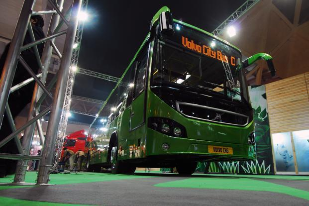 The company will serve the inter-city commuter segment in Europe which has an estimated requirement of around 5,000 buses per year.  Photo: Ramesh Pathania/Mint