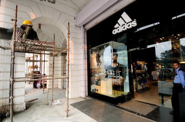 local adidas stores