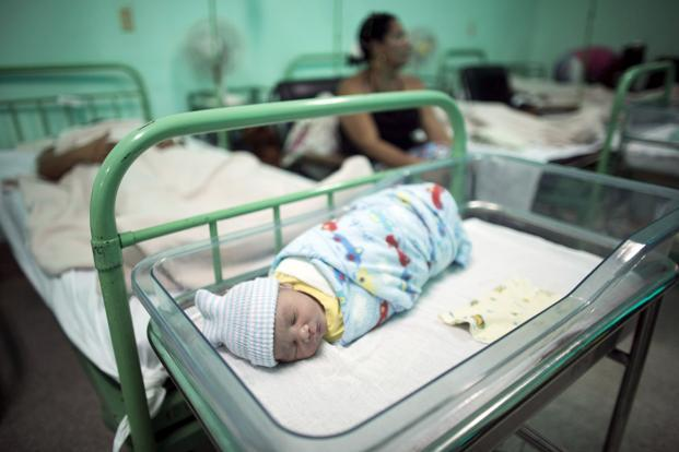 With most deaths among children living with HIV occurring at 6-8 weeks, WHO recommends that all children exposed to HIV receive infant diagnostic screening within the first two months of life. Photo: Reuters