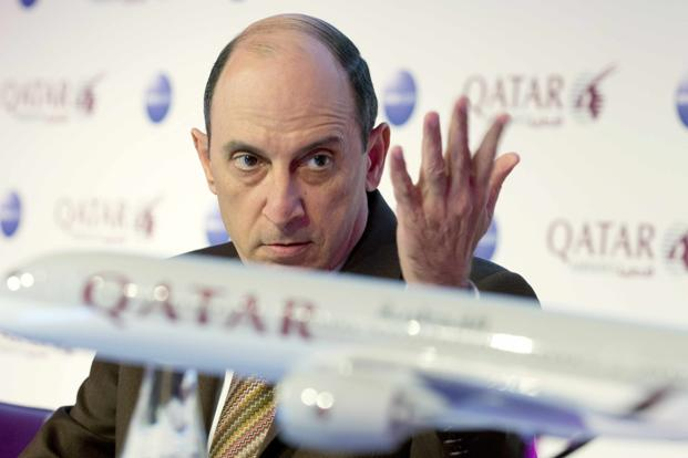 Qatar Airways CEO Akbar Al-Baker. Is he playing more games, or is his LOI for Boeing 737s his real intent?