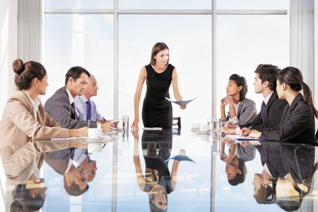 According to a survey, having higher representation of women on the board had a positive impact on the return on equity (RoE) or the company's profitability. Photo: iStockphoto