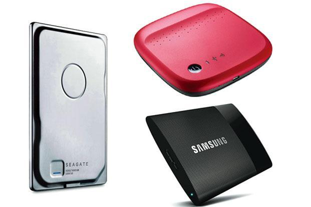 Portable drives have become faster and slimmer and some work well with tablets and phones too  sc 1 st  Livemint & Reviews: Samsung Portable SSD T1 Seagate Seven Seagate Wireless ...