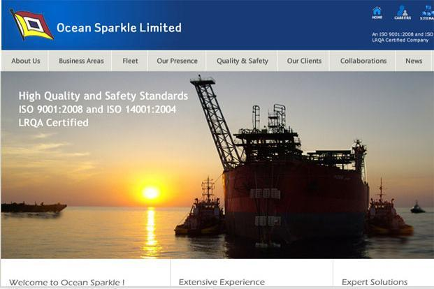 Four private equity firms—India Equity Partners Fund Advisors Pvt. Ltd, Kaup Capital of Singapore, International Finance Corp. and Standard Chartered Private Equity—hold a combined 45% stake in Ocean Sparkle, an unlisted firm.