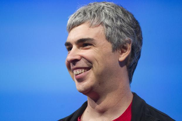 Photo Page: Can Larry Page And Sergey Brin Match Warren Buffett