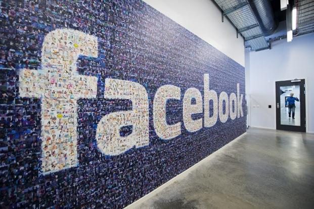 Facebook has 132 million users in India, trailing only the 193 million in the US, according to the company, and the country is critical for Facebook's social network's global expansion. Photo: AFP