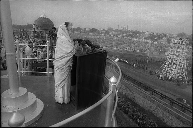 Indira gandhi speeches and writings