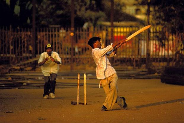The competitive nature of gully cricket prevents many from continuing to play cricket in a leisurely fashion. Photo: Hamish Blair/Getty Images