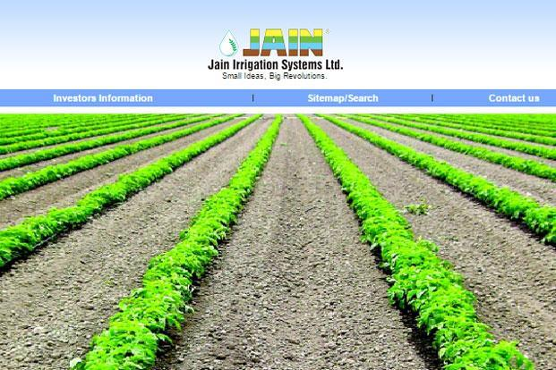 Jain Irrigation To Sell Food Unit To Its Subsidiary Livemint