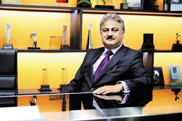 Mr. Sanjay Kapoor, Chairman, Micromax India