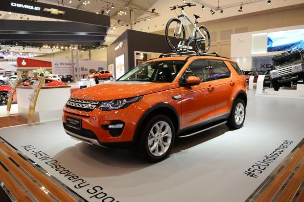 JLR launches Discovery Sport priced Rs46.1 lakh onwards - Livemint