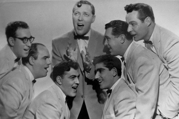 Bill Haley & His Comets in 1956