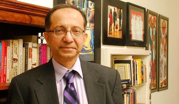 World Bank economist Kaushik Basu proves Pythagorean Theorem (2,600 years late)