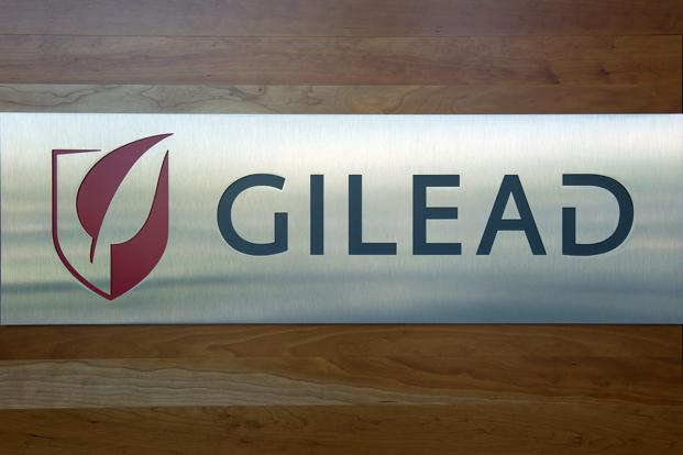Gilead shares rose less than 1% to $108.76 at 10:18 am in New York after this succesful trial. Photo: Bloomberg