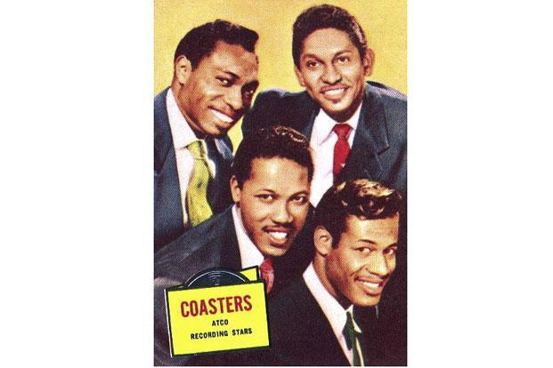 The Coasters in a publicity still