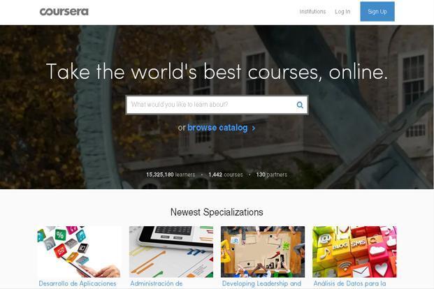 Coursera forex