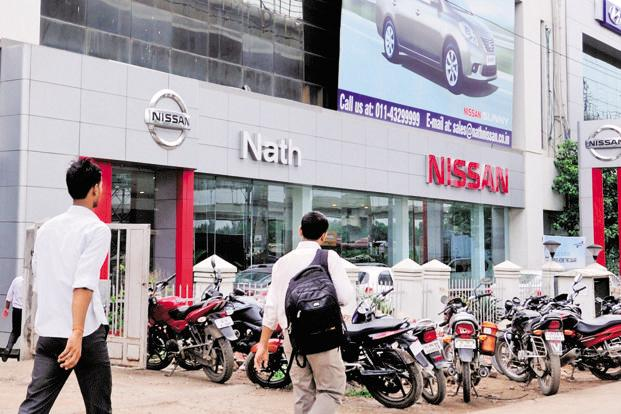 The problems at Nissan date back to the company's entry into India when it signed on Hoover Automotive Pvt Ltd to be its exclusive sales partner, an ill-conceived strategy seeing that the latter had no experience selling cars nationally. Photo: Mint