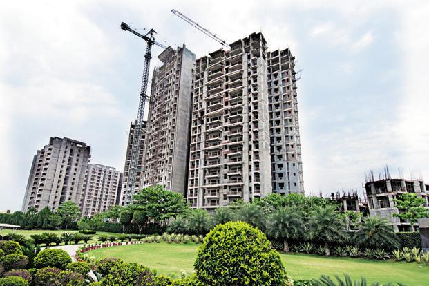 Private equity (PE) funds have invested $2.4 billion in the real estate sector, across 53 transactions, during first nine months of 2015. Photo: Ramesh Pathania/Mint
