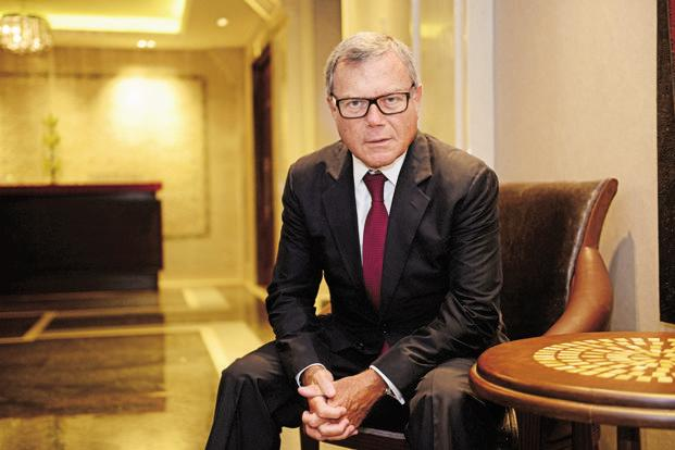 Sorrell is an MBA from Harvard. It was way back in 1985 that the British businessman took a controlling stake in Wire and Plastic Products which went on to become the world's largest advertising and marketing services company with a slew of acquisitions. Photo: Pradeep Gaur/Mint