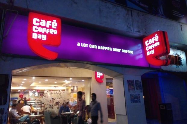 cafe coffee day history
