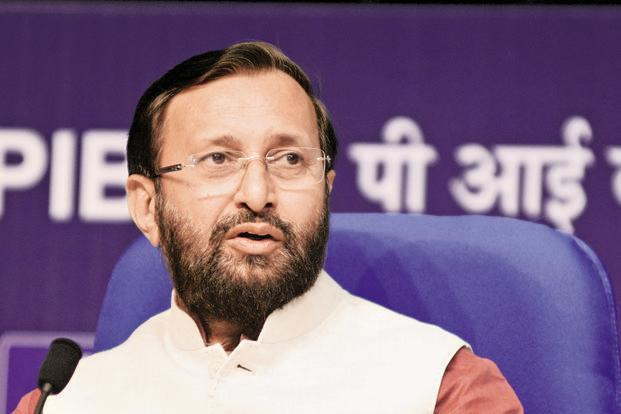 The draft bill is the first major move by the Prakash Javadekar-led ministry to tackle violation of environmental laws. Photo: Ramesh Pathania/Mint