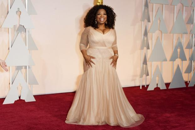 research papers on oprah winfrey