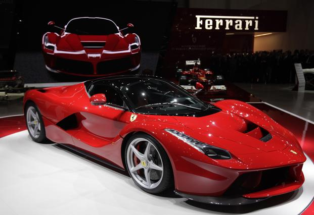 Shares In Maranello, Italy Based Ferrari Started Trading On Wednesday And  Was Listed On