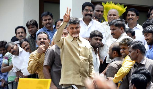 With the Telugu Desam Party (TDP) led by N. Chandrababu Naidu assuming power in Andhra Pradesh following polls to the state assembly last year, the prospects of Dugarajapatnam started to fade. Photo: Hindustan Times