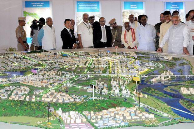 Japan Singapore To Help Develop Andhra Pradeshs Capital