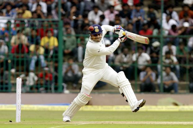 Virender Sehwag will perhaps be best known for his two triple centuries, one of which against Pakistan in Multan earned him the 'Sultan of Multan' moniker. Photo: HT