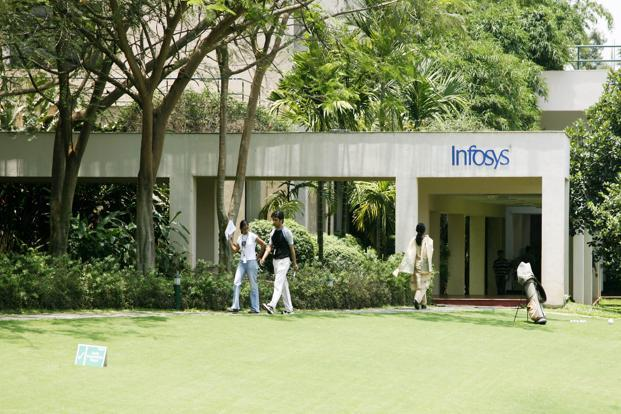 Infosys Ltd launched an initiative in 2001 to address rising concerns on employee health and the impact of work stress on its employees and their families. Photo: Bloomberg
