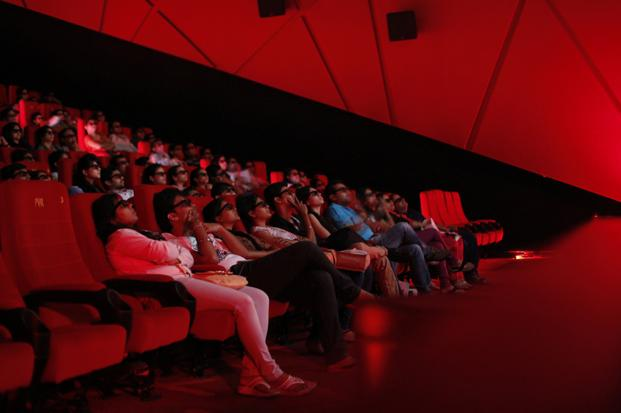 Revenue at Inox Leisure increased by one-third, year-on-year, to <span class='WebRupee'>Rs.</span>355 crore, as contribution from gross box office and food and beverages increased, given the 36% jump in both segments. Photo: Reuters