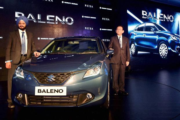 Maruti Baleno Style Comes To Town Livemint