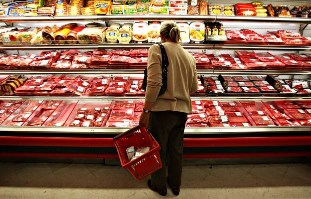 "Processed meat was classified among agents which are ""carcinogenic to humans"" as there was sufficient evidence that consumption of processed meats causes colorectal cancer or bowel cancer. Photo: Bloomberg"