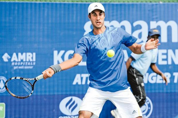 Small changes, big gains :   Yuki Bhambri, highest rated Indian singles player on the trials of the pro tour, and jumping 315 p