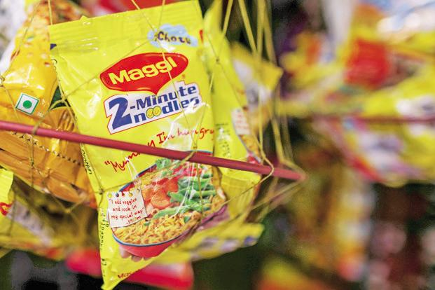 In the September quarter, Nestlé reported a 32.1% year-on-year drop in revenue and a 47.4% drop in operating profit. Photo: Bloomberg