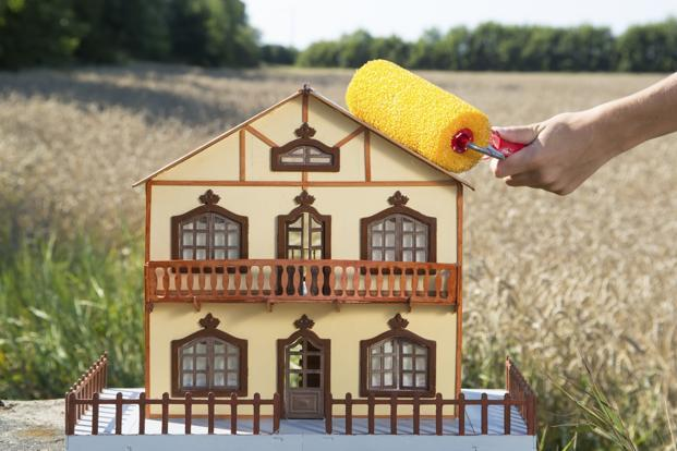 Which Is The Best Home Improvement Loan Livemint Inspiration Home Remodeling Loan Remodelling