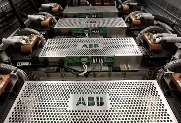 ABB India shares have outperformed the broader market, up 22%, in the past month compared with 1% gain for the BSE Capital Goods index. Photo: Reuters